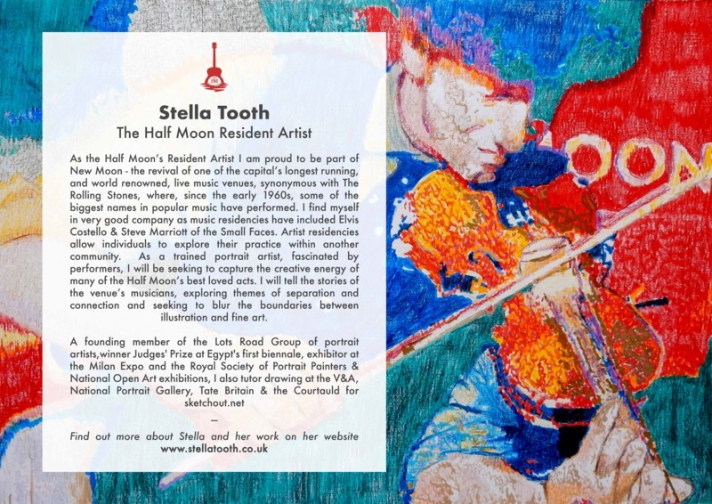 Stella Tooth Artist in Residence Exhibition