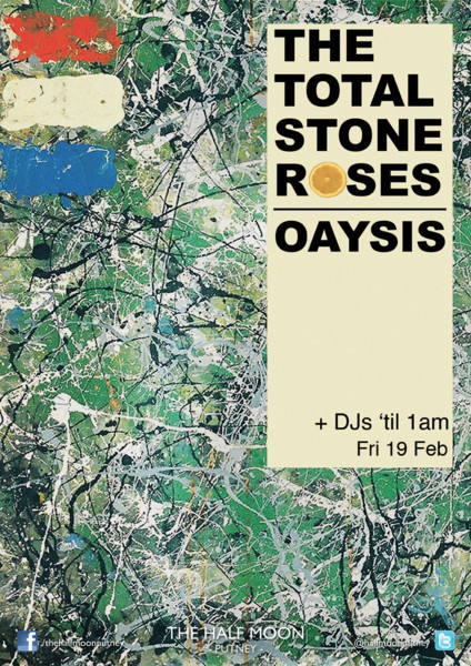 The Total Stone Roses + Oaysis