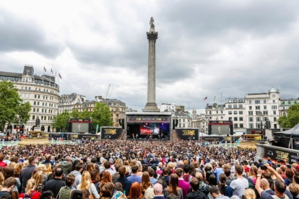 West End Live 16th-17th