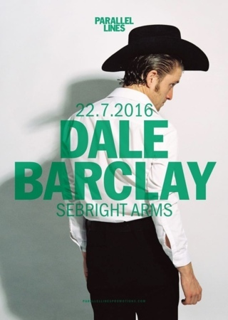 Seabright Arms - Parallel Lines Presents: Dale Barclay