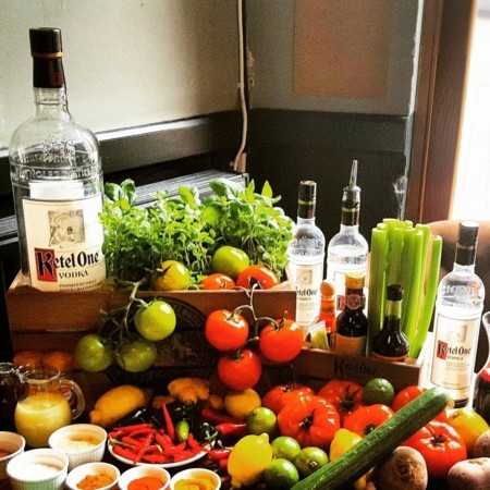 Ketel One Boozy Brunch