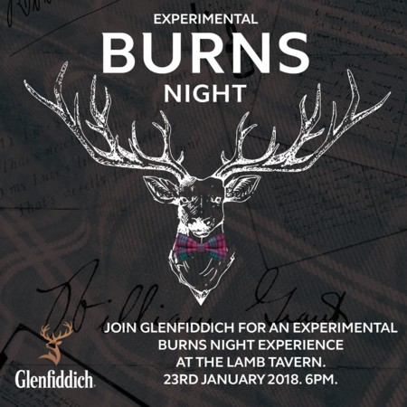 Glenfiddich Burns Night Experience