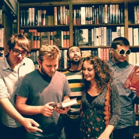 Seabright Arms - The Nest Collective Presents: Me and My Friends 'Album Launch