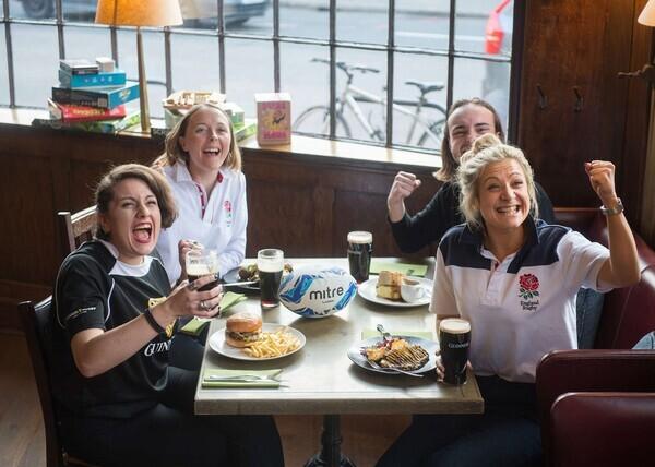 Six Nations 2020 - England Vs Ireland