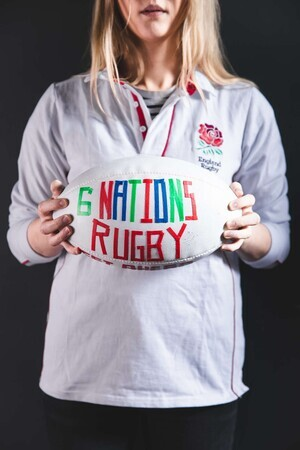 6 NATIONS RUGBY: Italy V ENGLAND