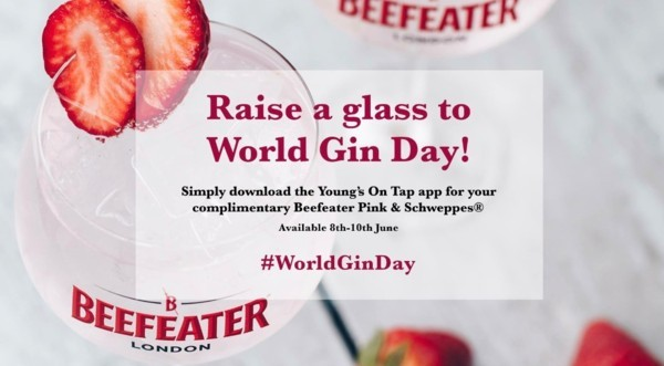 Raise a glass to 'World Gin Day'