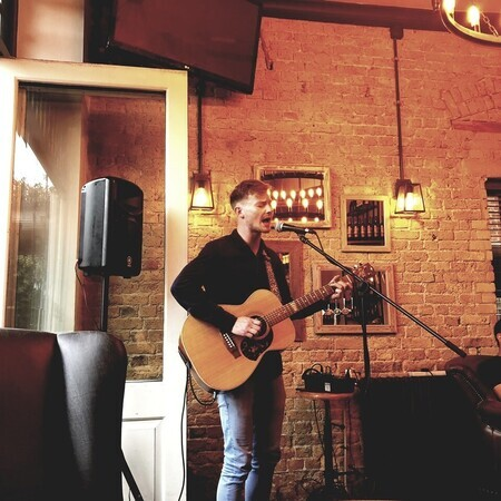 Thursday Live Music : Callum Gardner