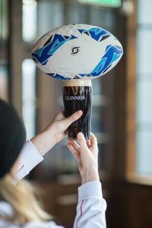France v Argentina - Rugby World Cup