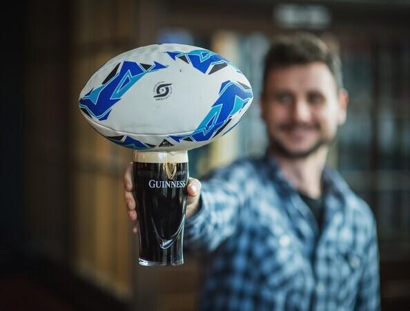 Ireland v Scotland - Rugby World Cup