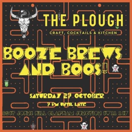 Booze, Brews & Boos