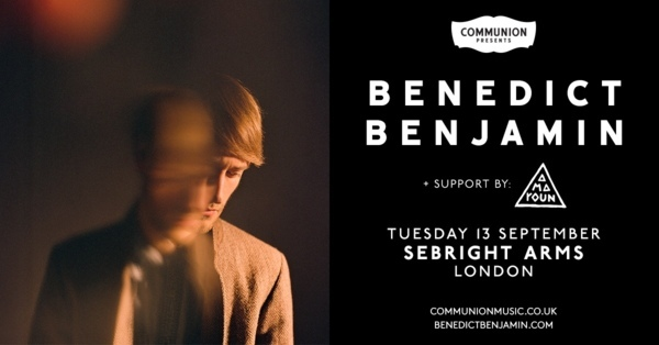 Seabright Arms - Communion Presents: Benedict Benjamin + Amaroun