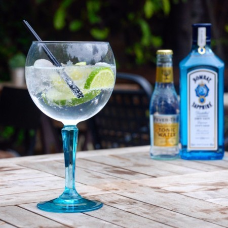 BOMBAY SAPPHIRE BESPOKE COCKTAIL MASTER CLASS
