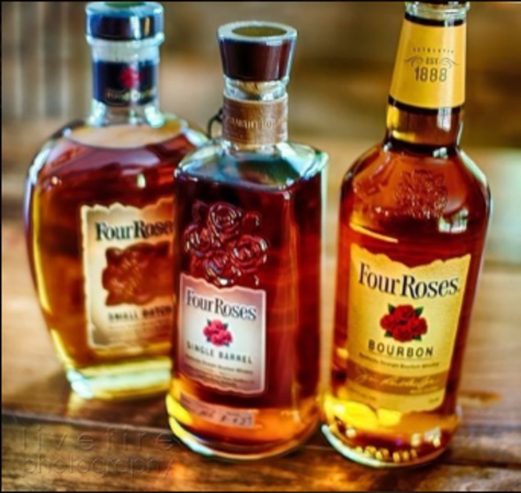 Four Roses Cocktail Masterclass