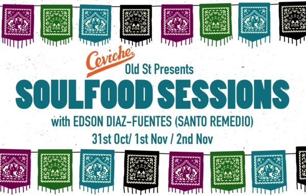 Soul food sessions with Edson Diaz-Fuentes: Day of the Dead