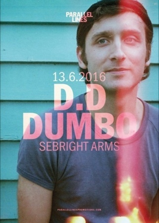 Seabright Arms - Parallel Lines Presents: D.D Dumbo