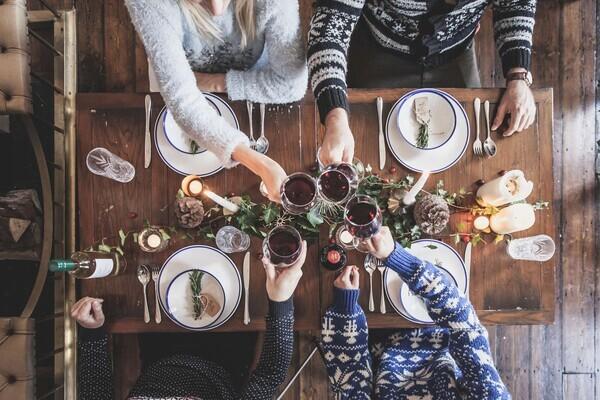 Christmas Day feast!