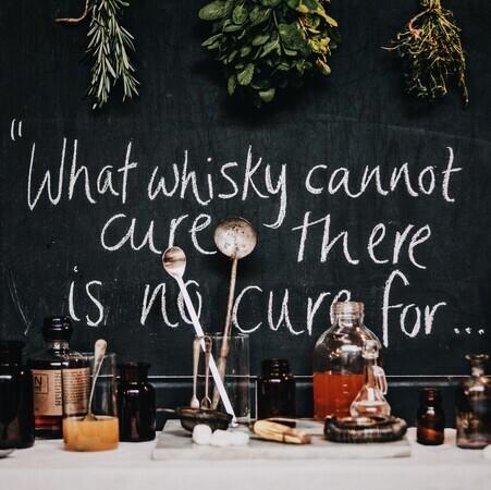 Whisk(e)y + Ginger Sampling