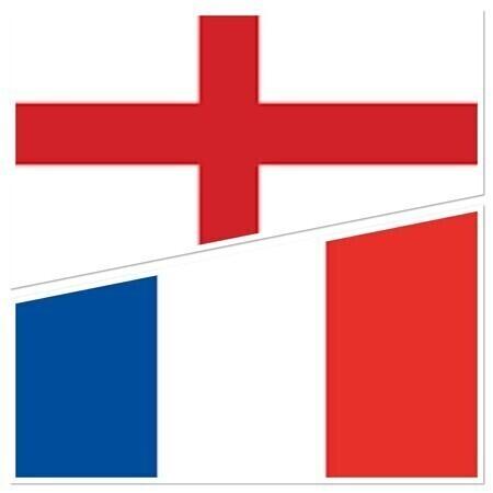 RWC2019 - ENGLAND V FRANCE