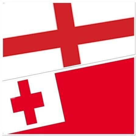RWC2019 - England vs Tonga
