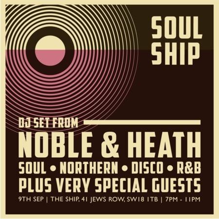Soul Ship September Sessions