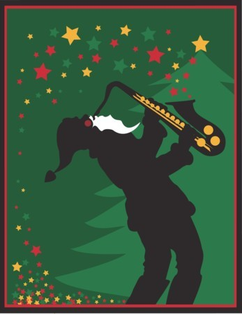Image result for christmas jazz