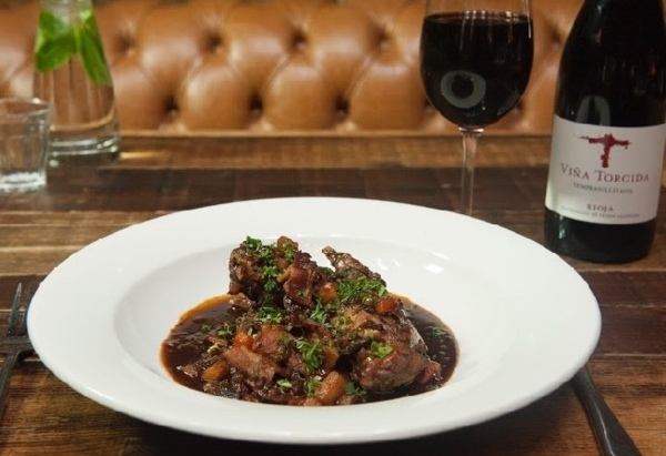 2 meals for £24 throughout January & February