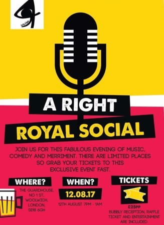 A Right Royal Social