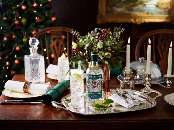 Sipsmith's Cosy Classic Gin Masterclass
