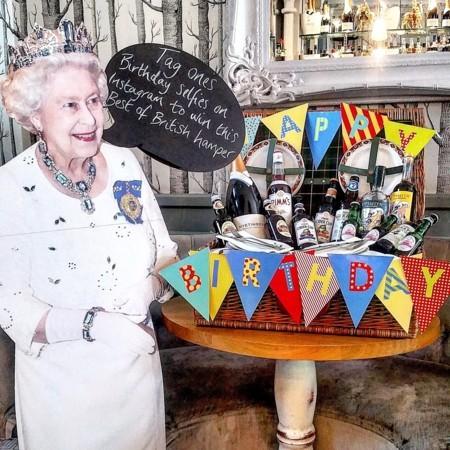 HRH Queen Elizabeth II 90th Birthday