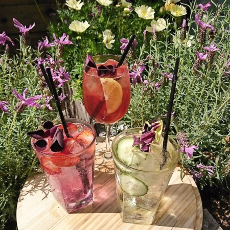 Chelsea Flower Show Cocktail Masterclass