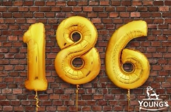 Young's 186th Birthday