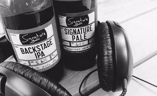 Signature - Brewing with music