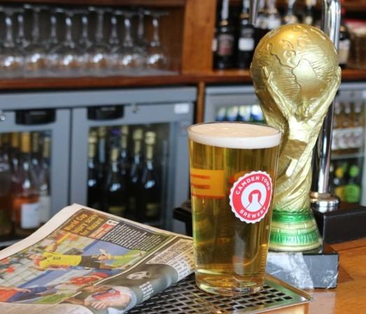 WORLD CUP, ENGLAND VS TUNISIA