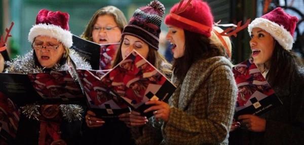 Christmas Carols at The Crown