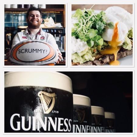 Guinness Autumn International Brunch