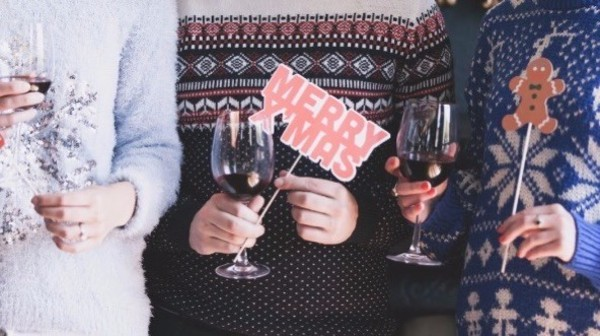 Get those Christmas jumpers out!!!