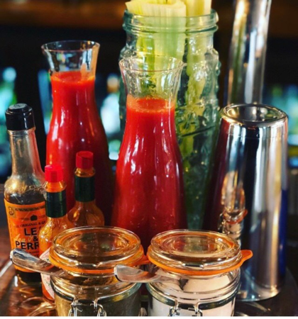 Bottomless Bloody Mary Brunch