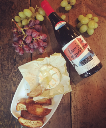 Wine & Cheese day