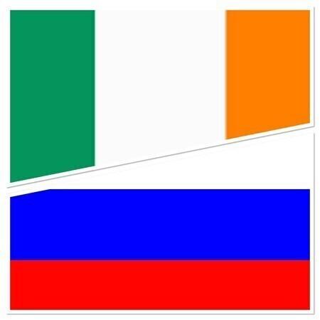RWC2019 - IRELAND V RUSSIA
