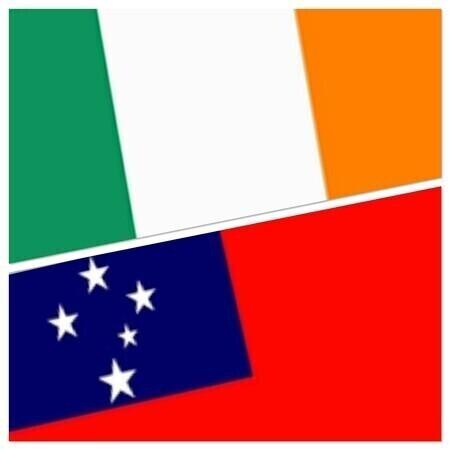 RWC2019 - IRELAND V SAMOA