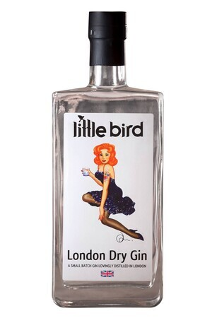 Gin Of The Fortnight - Little Bird