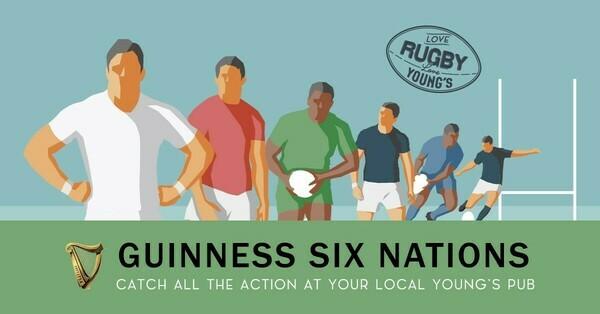 6 Nations ROUND 3  Italy vs Ireland