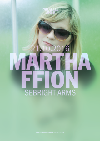Seabright Arms - Parallel Lines Presents: Martha Ffion