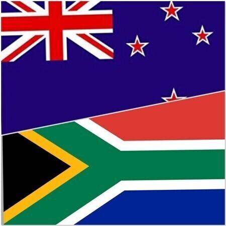 RWC2019 - NEW ZEALAND V SOUTH AFRICA
