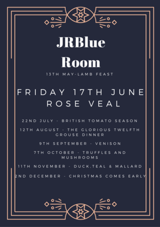 JRBlue Room - 17th June - Rose Veal