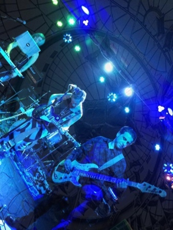 Seabright Arms - Symptomatic Presents: Silver Clouds + Sykoya + Ghum