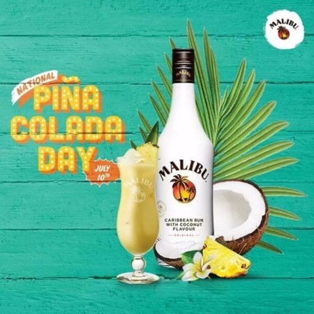National Pina Colada Day!