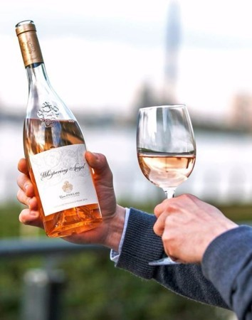 Whispering Angel Rosé Masterclass - Courtesy of Chateau D'Esclans