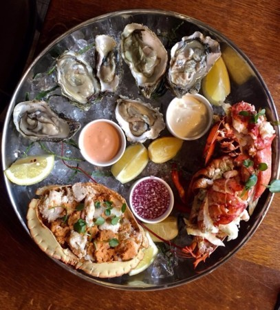 Shellfish Bar Weekends