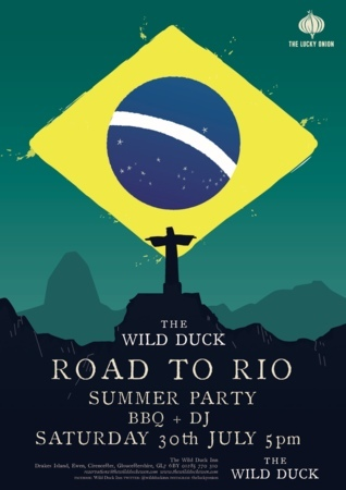 'Road to Rio' Summer Party